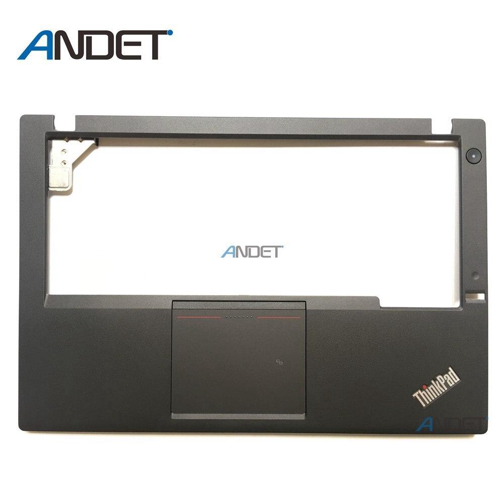 New Original pour Lenovo ThinkPad X240 X240i X250 X250I Repose-poignets Majuscules Couverture Touchpad