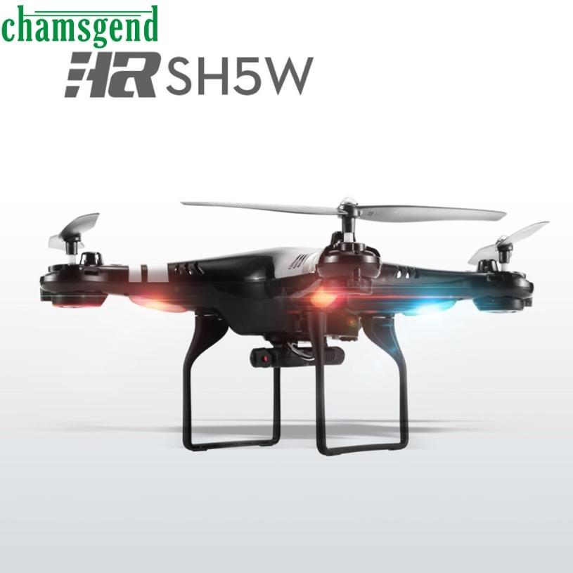 ФОТО CHAMSGEND Modern New SH5W WiFi FPV 2.4Ghz 4CH 6-Axis Quadcopter Drone HD Camera RC WOct20