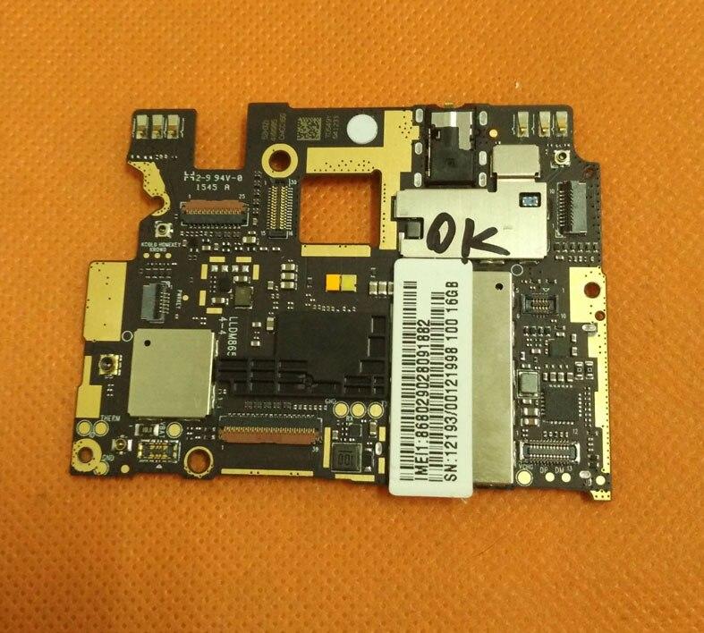 imágenes para Original Placa Base placa base 3G RAM + 32G ROM para Xiaomi Redmi nota 3 Primer MTK note3 Helio X10 Octa 5.5 ''FHD Envío gratis