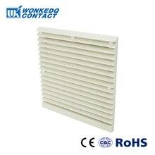 Cabinet Ventilation Filter Set Shutters Cover Fan Grille Louvers Blower  Exhaust Fan Filter FK 3323