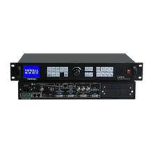Vdwall lvp615 scaler processador de exibição de vídeo led 2304*1152 Suporte 2 enviando cartões VGA DVI HDMI LEVOU parede de vídeo controlador