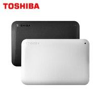 טושיבה 1 TB 2 TB HDD החיצוני 1000 GB HD USB דיסק כונן קשיח נייד 3.0 SATA3 2.5