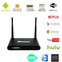[2GB/16GB AP6255] Amlogic S912 Octa Core Android 6.0 Marshmallow TV Box Dual Band WiFi 802.11 b/g/n/a/c Kodi 17.0 Aluminum Q912
