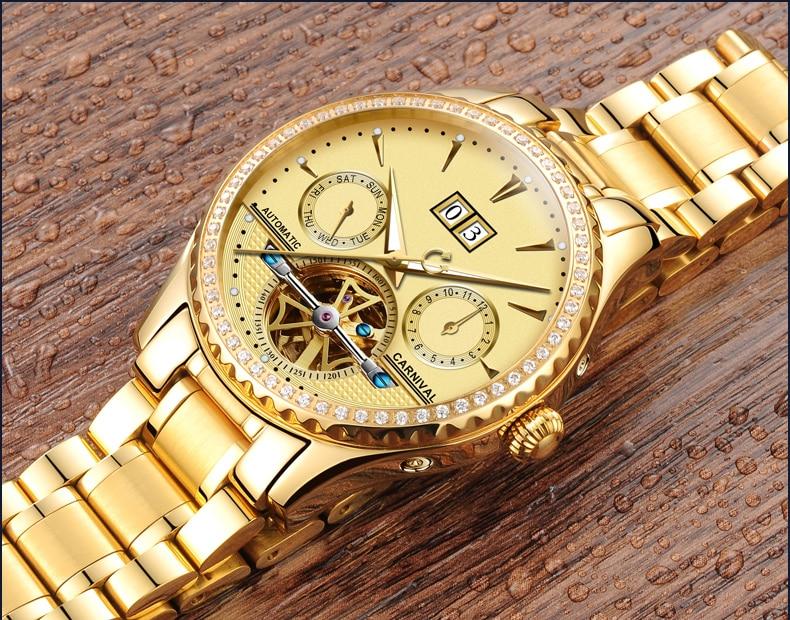 ძვირადღირებული ბიზნეს - მამაკაცის საათები - ფოტო 3