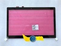 Digitizer Touch Screen Sensor panel lens Glass For Asus VivoBook S550 S551 S551L series TCP15G01 V0.5 5345S FPC 1 41.1156408.202