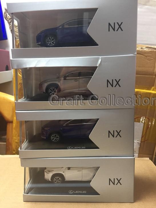 1/43 LEXUS NX200t NX 200t Diecast Model Car Aluminum Die casting Products Mini Cars Several Colors