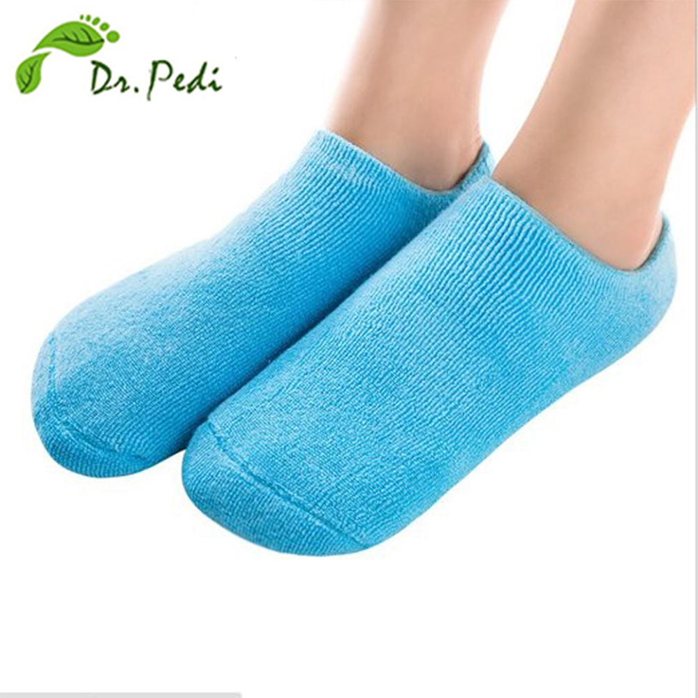 Foot Care Tool Skin Care Tools Smart New 1 Pair Footful Heel Socks Cracked Foot Moisturising Hard Dry Skin Protector Hottest