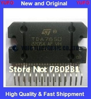1PCS Original With Plate Car Amplifier TDA7850 Fake Spike Turned Polished Free Shipping YF0817