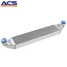 """ACS AUTOMOBILISMO Peças do Sistema de Refrigeração de Radiadores Para Ford Fiesta ST180 Máxima Eficiência Intercooler Tamanho Core: 24 """"X 6.5″ X 3"""""""