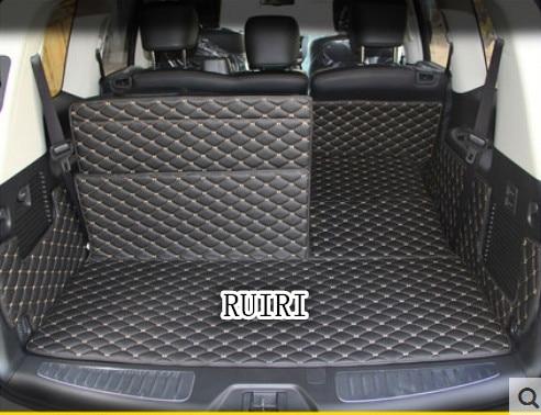 Carpete bune! Carcase speciale pentru portbagaj pentru Nissan Patrol - Accesorii interioare auto