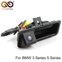 Sinairyu Special CCD Rear View Camera For BMW 3 Series 5 Series BMW E39 E46 Backup Night Vision Vehicle Camera Parking Assistanc