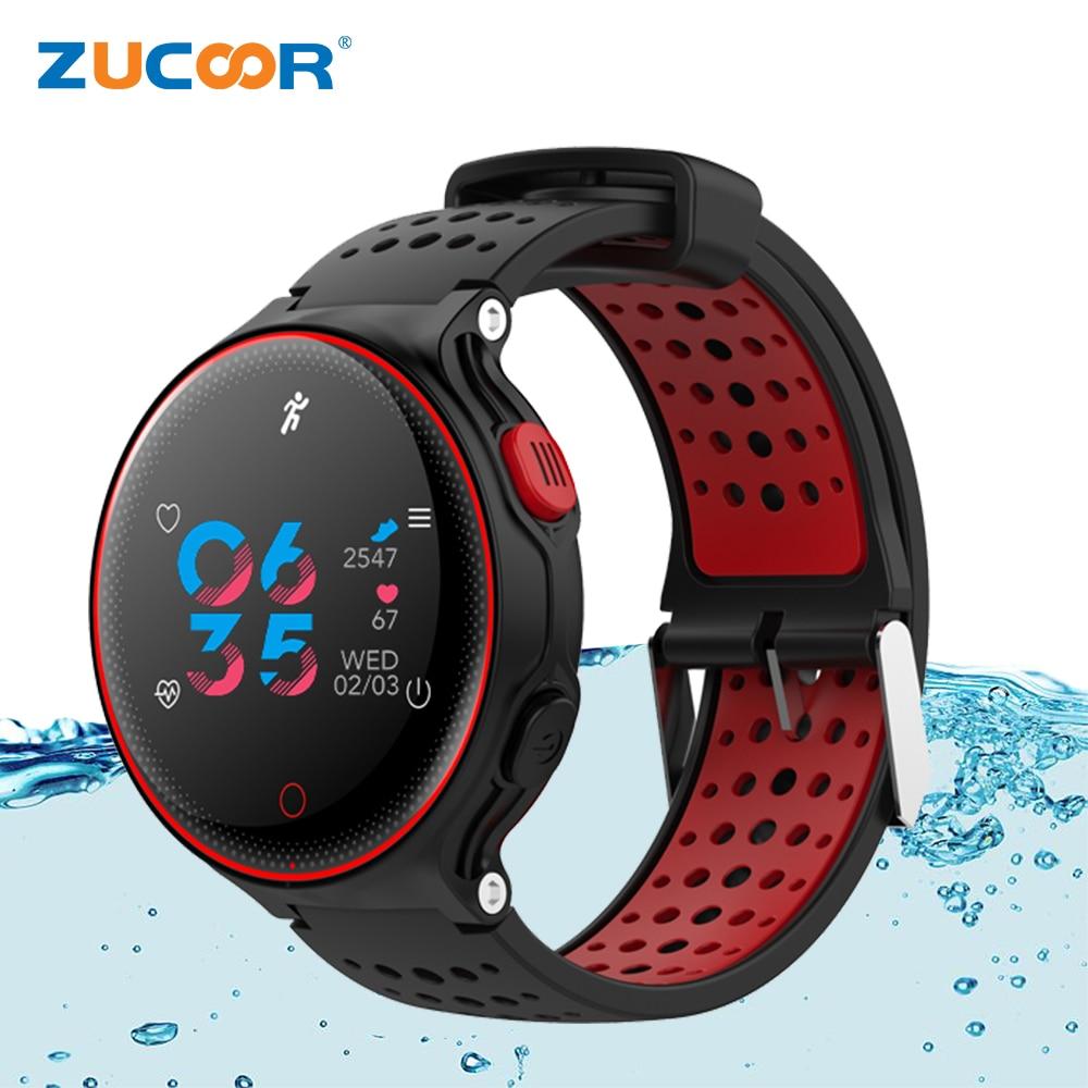 ZUCOOR Smart Bracelet Pulse Monitor Tonometer Smartband Bluetooth Fitness Pulsometro Pulsometer Band for Women Pk Xiomi