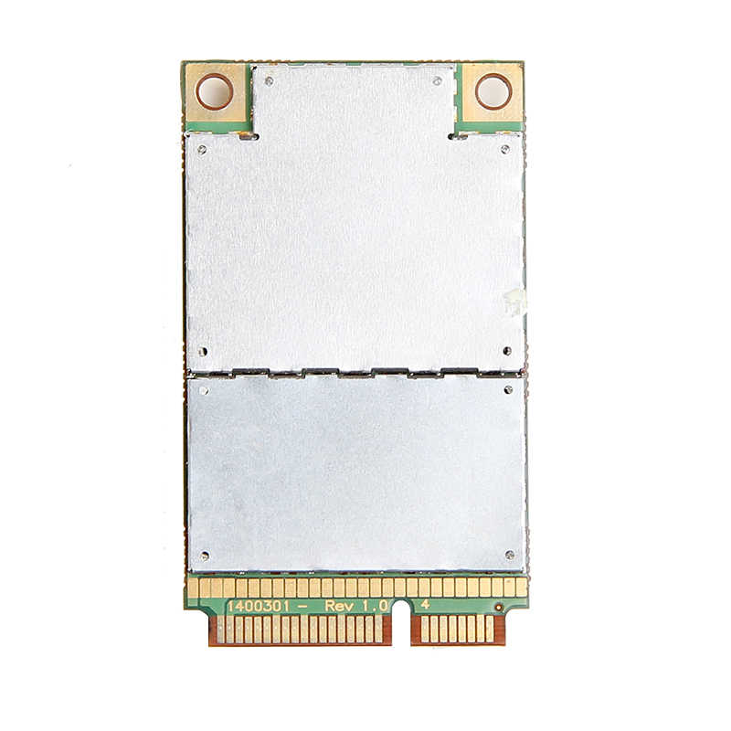 Pci-e módulo de borda sem fio 3g, placa desbloqueada minimódulo hsupa hsdpa umts gprs gps para dell laser asus