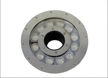 Ip68 impermeabile in acciaio inox 316 ac12v 18 w 3 in rgb ha condotto la luce fontana controllo dmx512 applicabile in dolce/salt (mare) acqua - 2