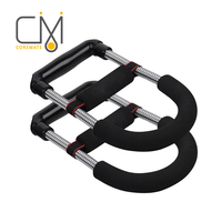 COREMATE Power Wrists Fitness Equipment Home Gym Training Forearm Grip Strengthener Exerciser Arm Muscular Strengthen Force