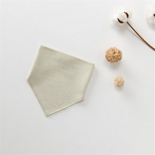 5 pcs/lot Natural Organic cotton Baby bibs Cotton Bandana bibs Newborn slabber absorbent cloth burps baby bibs Accessories Infant (3-12 months) Regular Bibs & Bandanas Shop by Age Toddler (1-3 years)