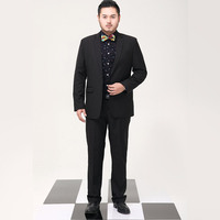 Men S Suits Large Code Professional Interview Formal Business Wedding Dress Suit