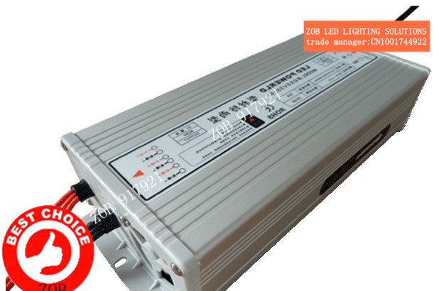 [ZOB]The new power supply aluminum profiles 600W-24V-25A  rain LED power supply factory direct