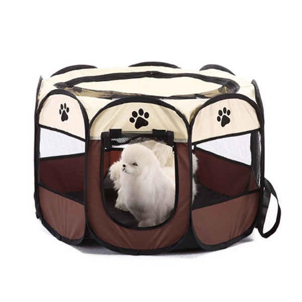 Portable Dog Bed and House Cage