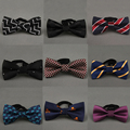 5pcs/lot Bowtie Neckwear Children Bowtie for Wedding Party England Style Kids Bow Tie