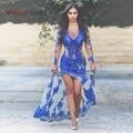 Vivian Nupcial 2015 Nova Moda Sexy Ver Através Prom Vestidos Longos Illusion Backless Evening Partido Vestido Frete Grátis # CP003