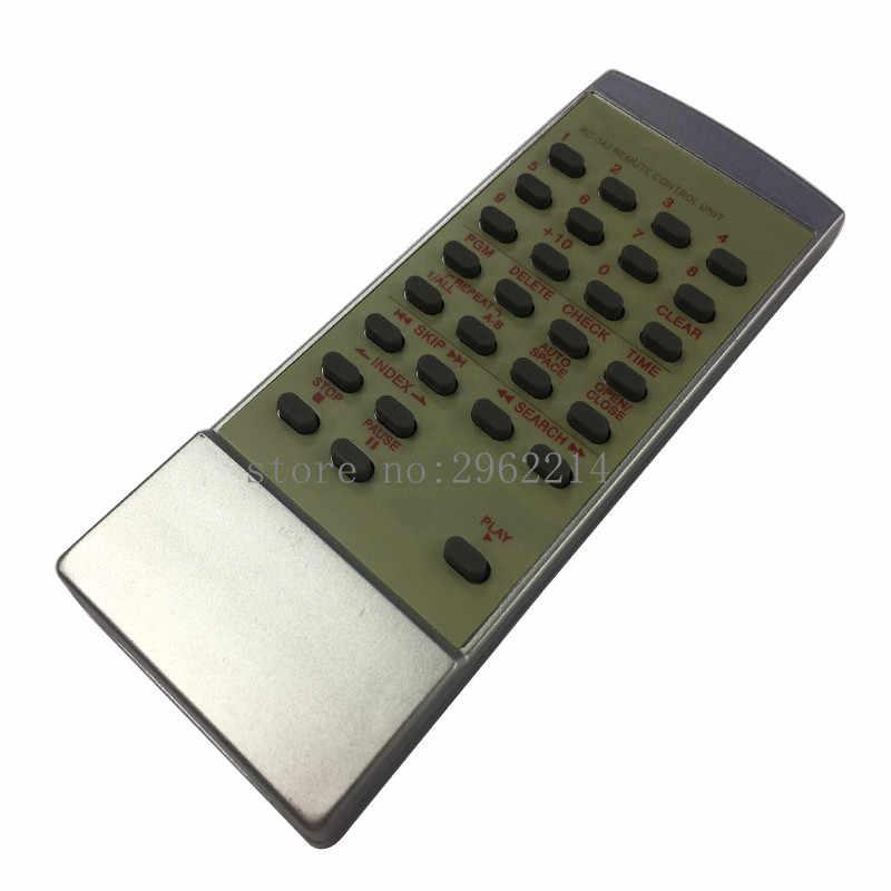RC-342 Remote Control Cocok untuk Teac CD Video Player