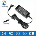 for Lenovo 20V 2A 40W laptop AC power adapter charger  S9 S10-2 U150 U160 U260 Power Supply Cord 5.5mm*2.5mm