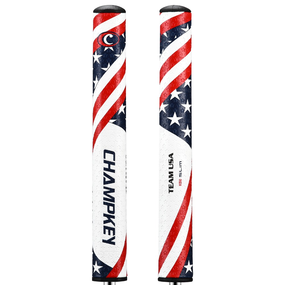 Champkey USA Ryder Cup Golf Putter Grip Slim 2.0 And Slim 3.0 Two Size For Choice Team USA