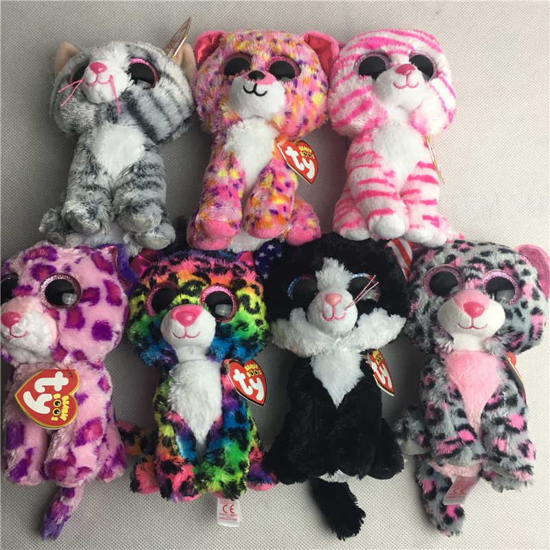 a7ac9159373 Detail Feedback Questions about 15cm Ty Beanie Boos Cute Black Cat Plush  Stuffed   Plush Animals