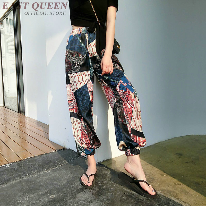 Boho hippie pantalon femme KK2242 Y-in Pantalons et corsaires from Mode Femme et Accessoires on AliExpress - 11.11_Double 11_Singles' Day 1