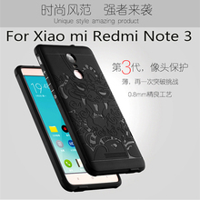 Luxury phone case For xiaomi redmi note 3 Soft silicon Protective back cover cases for Xiaomi Redmi Note3 prime shell