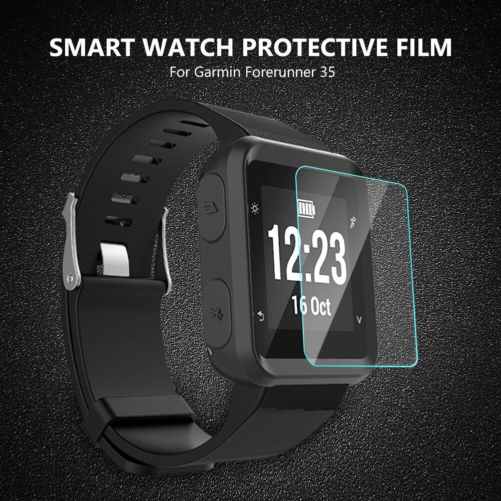 Image 3 - For Garmin Forerunner 35 Sport Smart Watch Tempered Glass 9H 2.5D Premium Screen Protector Film For Garmin Forerunner 35 Film-in Smart Accessories from Consumer Electronics