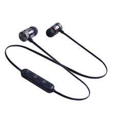 2019 Wireless Bluetooth Earphones Running Headphones Stereo Bass Heads