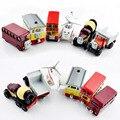 Дети Томас и Его друзья поезда бак томас мини самосвалы грузовик автобус автомобили двигатель перевозки литья под давлением Магнитного металла игрушки мальчиков