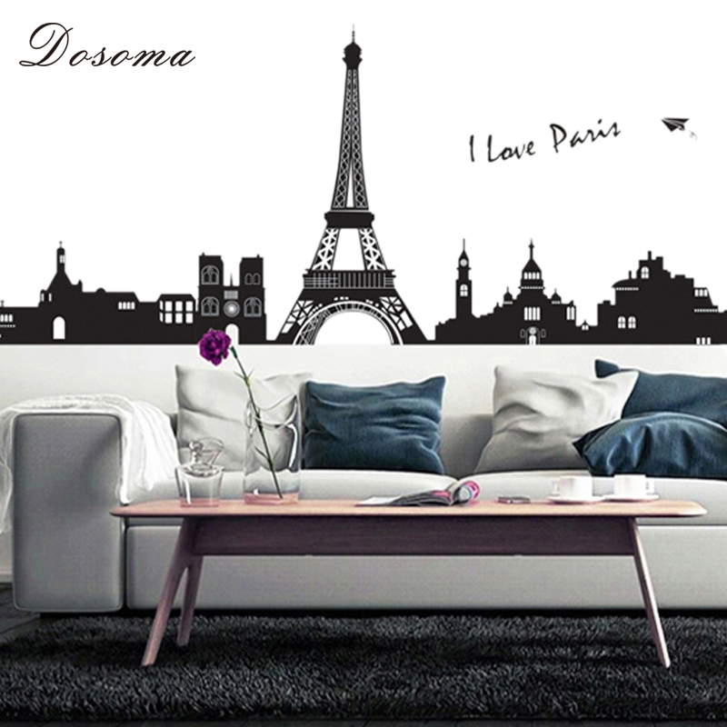 Online get cheap paris bedroom decor alibaba group - Eiffel tower decor for bedroom ...