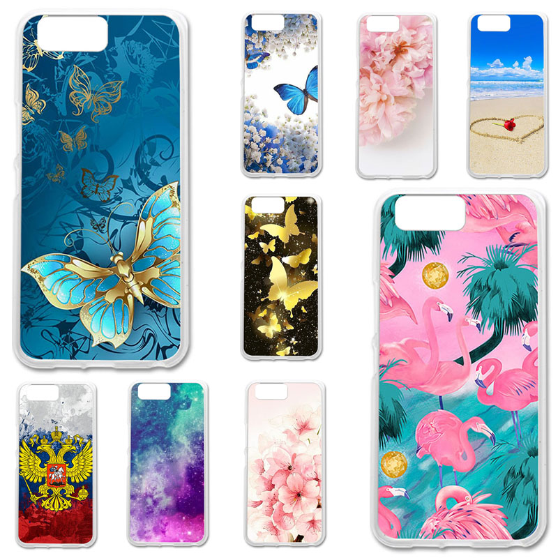 TPU Cases For LEAGOO S8 Pro Case Silicone Floral Painted Bumper For LEAGOO S8 Pro 5.99 Inch Phone Cover Soft Back Fundas