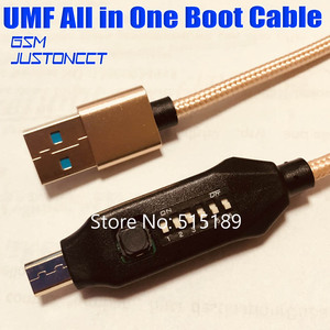 Image 3 - Umf /all in one Cable for edl /dfc for 9800 model For qualcomm/mtk/spd boot for lg 56k/910k