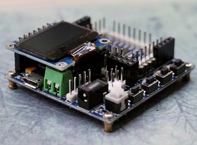 IAP15W4K58S4 Development Board Compatible for STC15W4K56S4 Core Board ESP8266 Development Doard