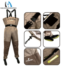 Trango Fishing Wader Additional Durability in M, L, XL Size Fly Fishing Breathable Wader