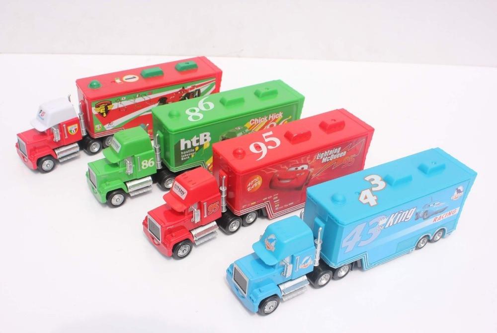 Compra mack cami n de juguete online al por mayor de china - Juguetes disney cars ...