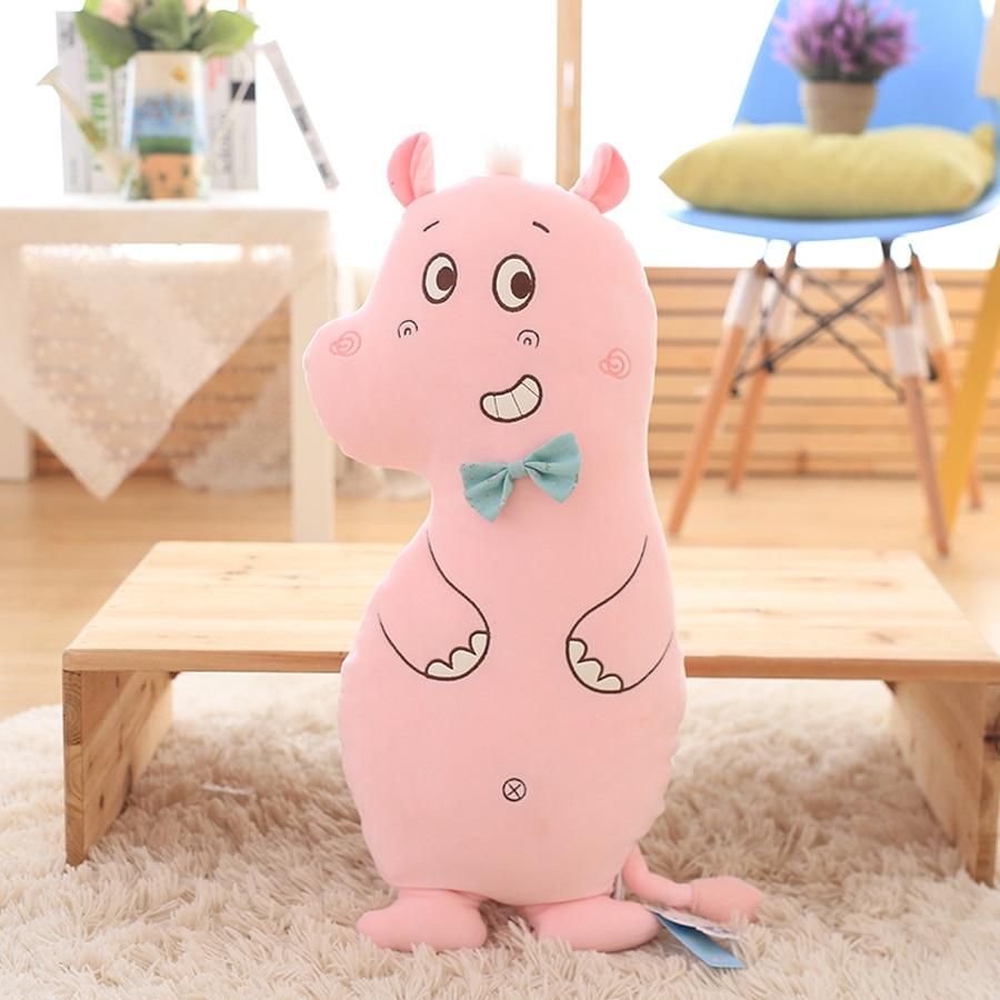 Soft Plush Stuffed Toys Animal Large Polar Bear Pink Dog Pillow Dolls Regalos Originales Kids Cushion Brinquedos Menina 70G0254