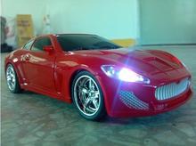 Пульт дистанционного управления игрушечного автомобиля дистанционного управления автомобиль спортивный автомобиль модели детский подарок на день рождения