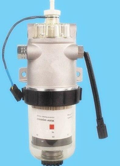 Fuel Water Separator with Heater FH235/fh236 Diesel engine Diesel Fuel Filtration Systems diesel engine 600fg separ swk2000 10 h heater turbocharger fuel water separator