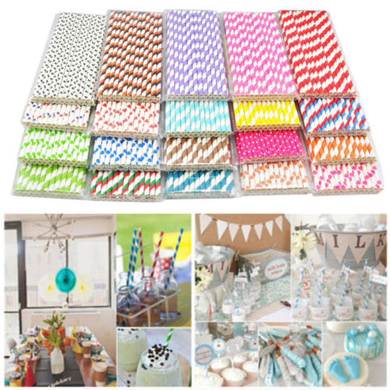 20000pcs800bags striped mixed kids birthday wedding decorative 20000pcs800bags striped mixed kids birthday wedding decorative party decoration event supplies drinking paper straws uk in disposable party tableware from junglespirit Images