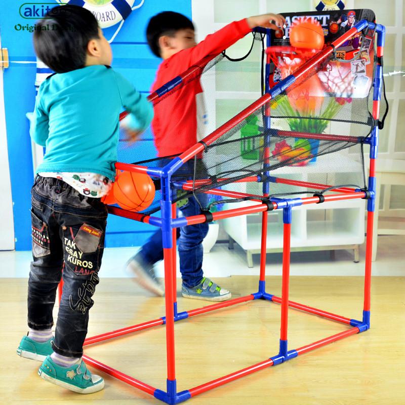 akitoo gran juego de baloncesto juego de disparos de para nios padres interactivo juguetes