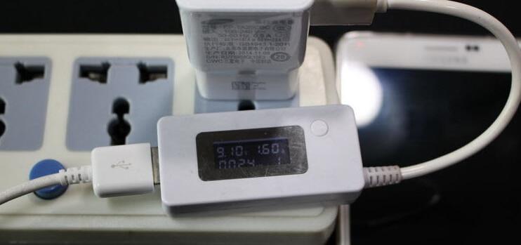 KCX-017 Baltojo uodegos ampermetro skystųjų kristalų ekranas Mini - Matavimo prietaisai - Nuotrauka 3