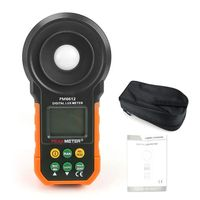High Efficiency Digital MS6612 LCD Lux Light Meter Lux/FC Luxmeter Illuminance Measuring
