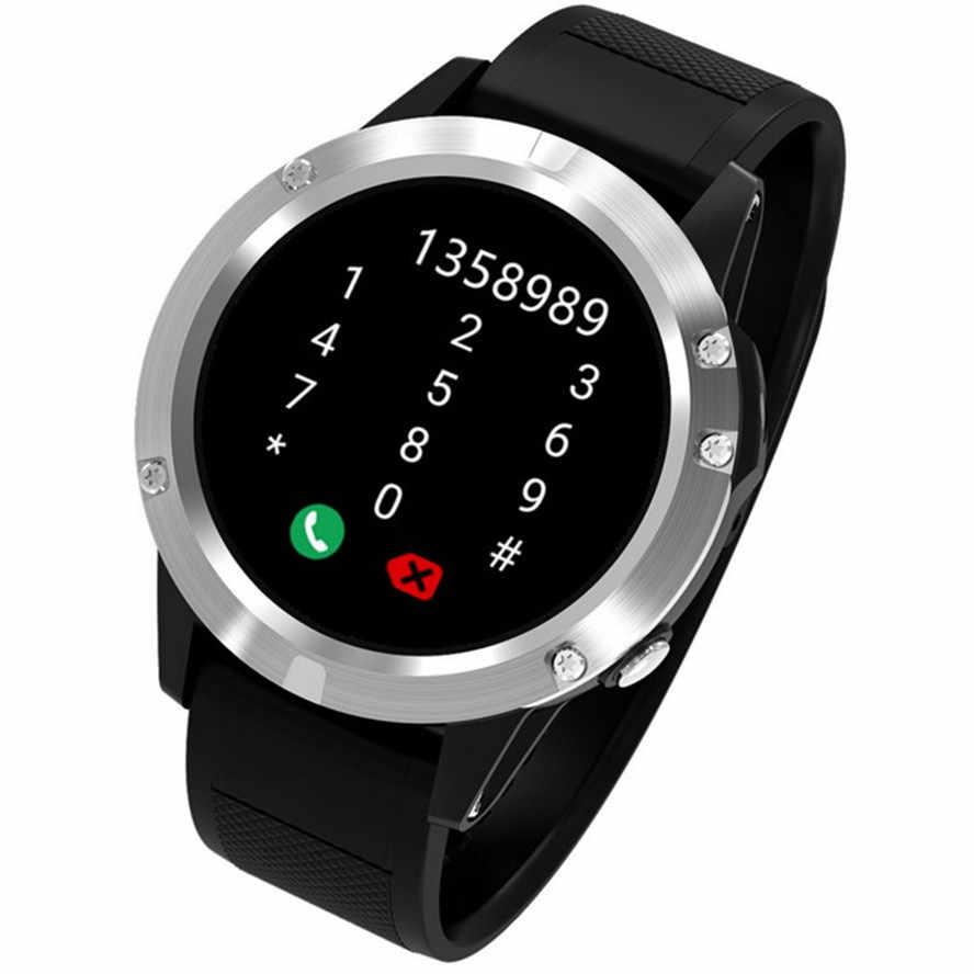 9e8b4c45ad4d ... Wi-Fi Новый smart watch Android iOS карты профессиональный спорт  водонепроницаемый сердечный ритм gps позиционирования ...