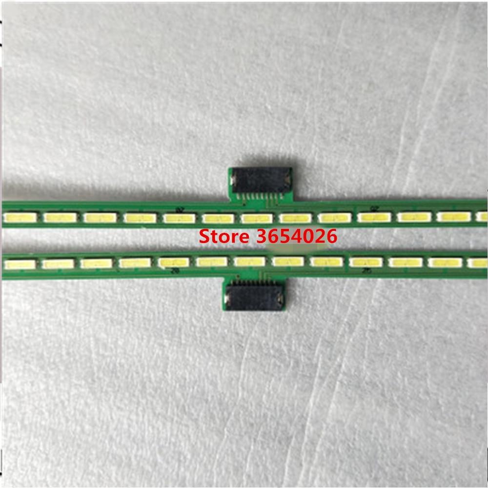 2 PCS*72LED LED Strip For 55LM6600 6922L-0028A LC550EUG(PE)(F2)6922L0888A
