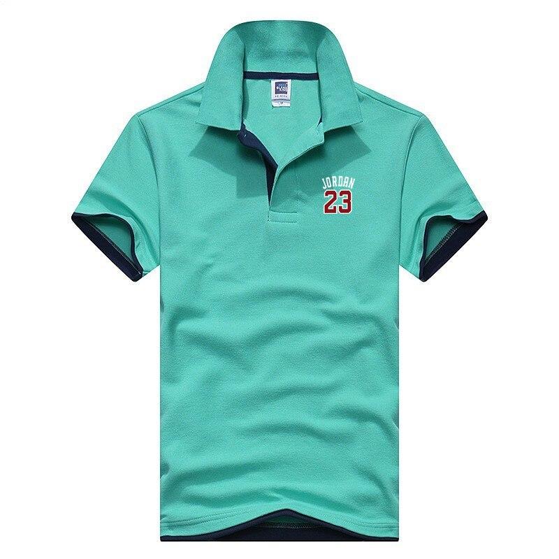 2019 Brand JORDAN 23 Men Sportswear Fashion brand Print Men   polo   Hip Hop Mens tracksuit Sweatshirts Men's leisure   polo